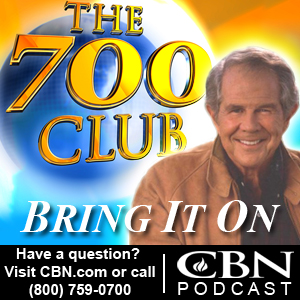 "Television program on the Christian Broadcasting Network. Hosts of The 700 Club, were some of the most vocally opposed to Andre Serrano's piece ""Piss Christ."" Host Pat Robertson, led crusade against Serrano."