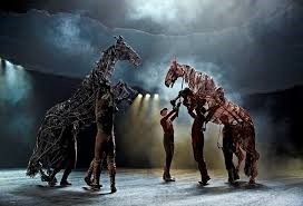 The advanced puppetry used in War Horse was highly realistic and successful.